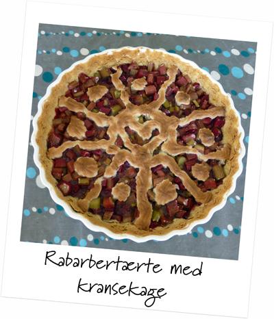 Rabarbertærte_kransekage