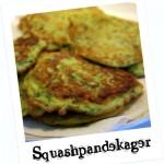 Squashpandekager